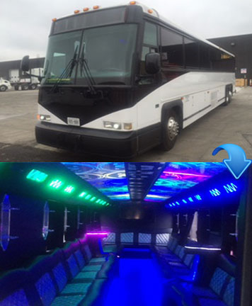New Party Bus